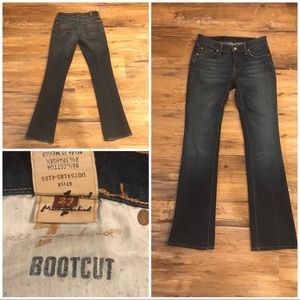 7 For All Mankind Bootcut Jeans 27 BOGO 50% Off